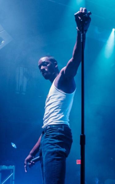 Goldlink performing in 2016.